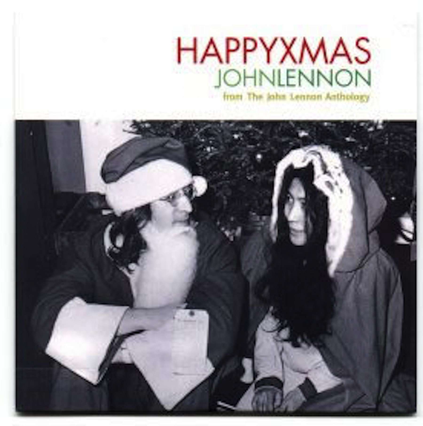 Fancy John Lennon Christmas Songs Collection - Christmas Decoration ...